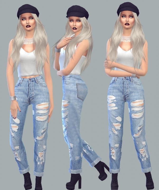 Sims 4 Camilla Gawith at S4 Models
