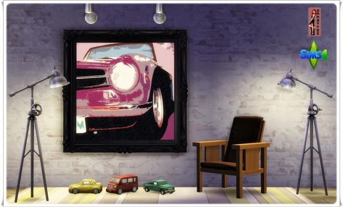 Sims 4 Cars pictures at Annett's Sims 4 Welt