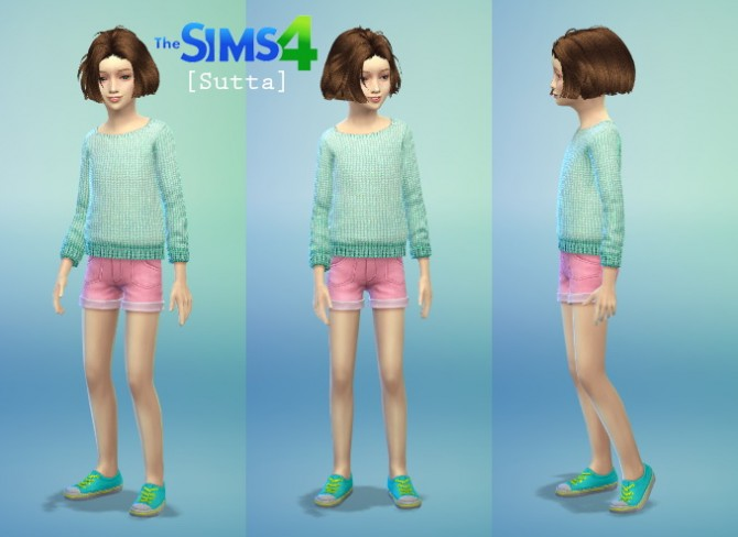 Neon shoes for kids at Sutta Sims4 image 239 670x488 Sims 4 Updates
