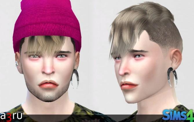 Sims 4 Riley Hair for TM EM at A3RU