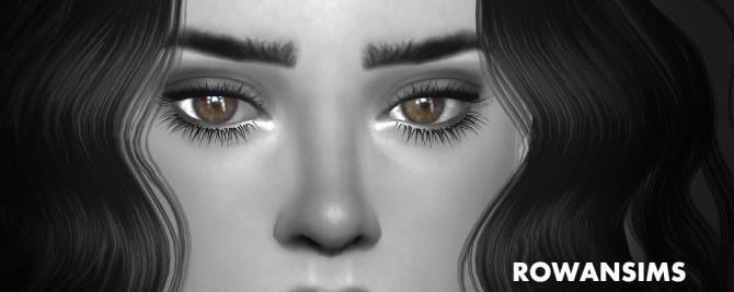 3d Eyelash Accessories At Rowan Sims Sims 4 Updates