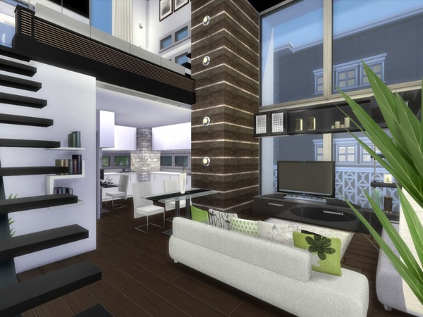 Tiny House EXTREME by chemy at TSR image 2717 Sims 4 Updates