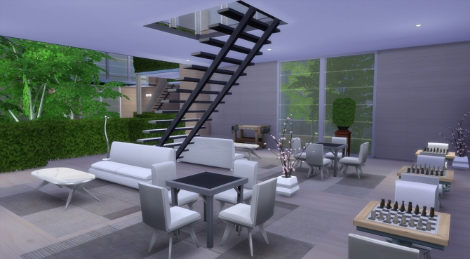 Arbo Domo house by MrDemeulemeester at Mod The Sims image 2720 Sims 4 Updates