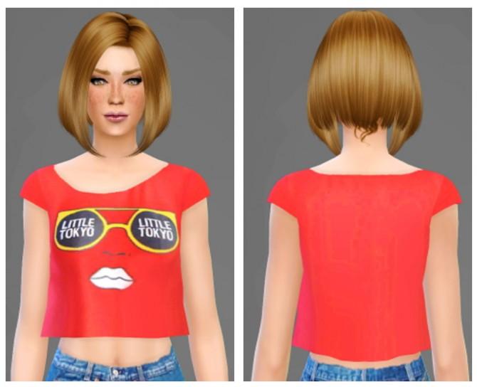 B Fly Sims B-Fly Sims hair 124 re...