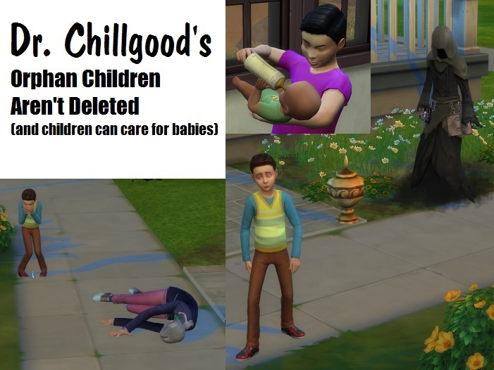 Children Can Care For Babies By Drchillgood At Mod The