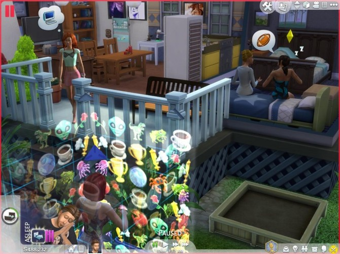 Sims 4 Invite Into Home Indefinitely by Shimrod101 at Mod The Sims