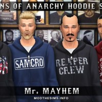 Sons of Anarchy's Hoodie