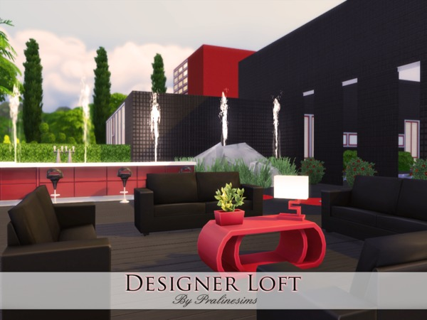 Designer Loft by Pralinesims at TSR image 4017 Sims 4 Updates