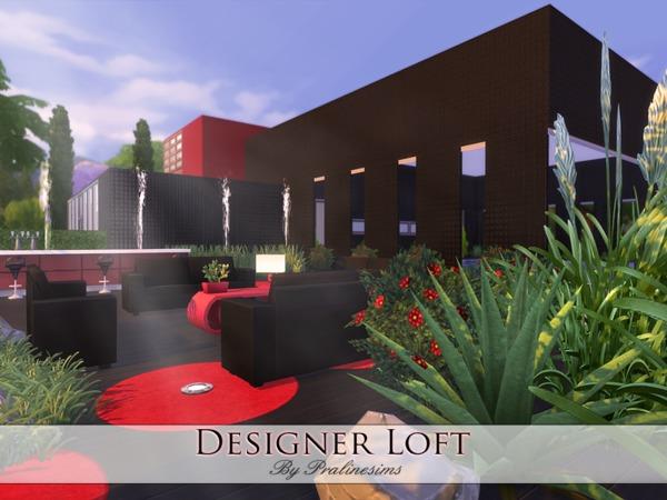 Designer Loft by Pralinesims at TSR image 4121 Sims 4 Updates