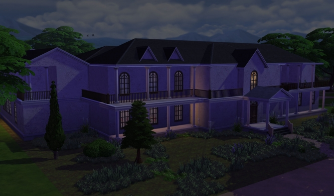 Resident Evil Spencer Mansion By Sim4fun At Mod The Sims