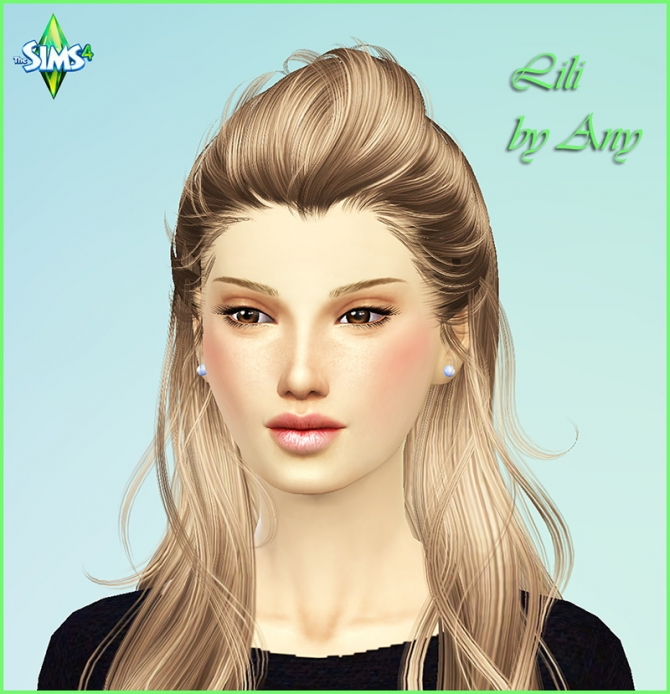 Lili by Any at Sims Modeli image 4523 Sims 4 Updates