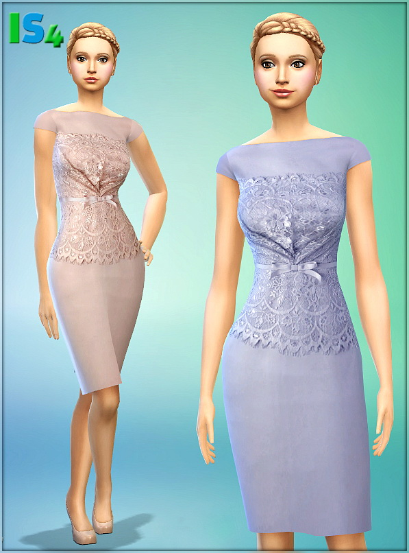 Sims 4 Dress 18 I at Irida Sims4
