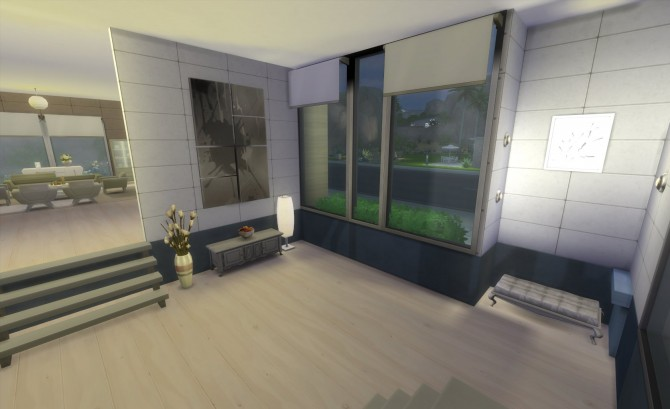 Sims 4 Sweet modern home Alice by erfadk at Mod The Sims