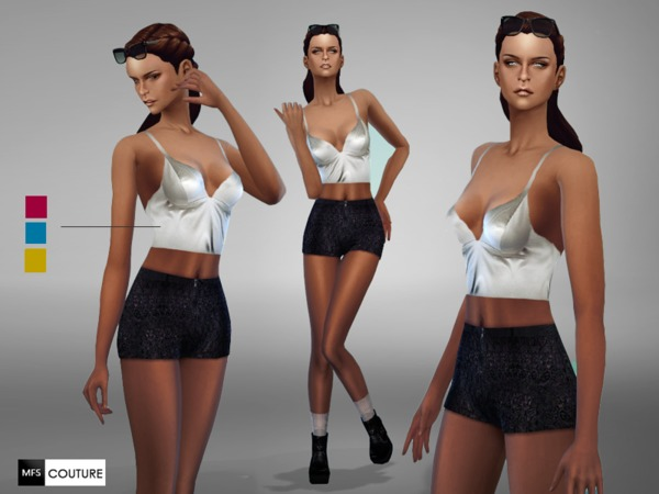 Sims 4 MFS Summer Day Set by MissFortune at TSR