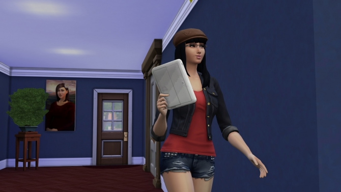 EA Slablet Recoloured by hydramordor at Mod The Sims image 488 Sims 4 Updates