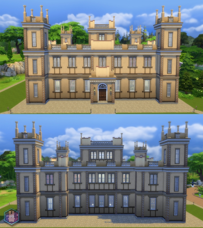 Downton Abbey Highclere Castle By Amichan619 At Mod The