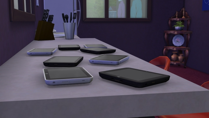 EA Slablet Recoloured by hydramordor at Mod The Sims image 497 Sims 4 Updates