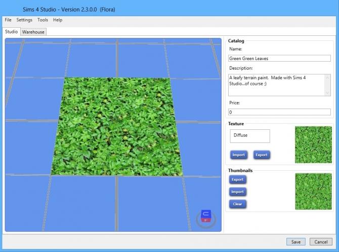Sims 4 Sims 4 Studio 2.3.0.0 Flora at Sims 4 Studio