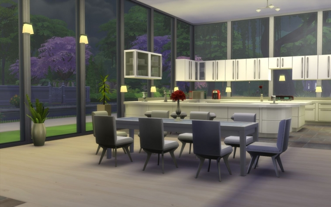 Modernview high end house by dajuberthelot at mod the sims for Modernview homes