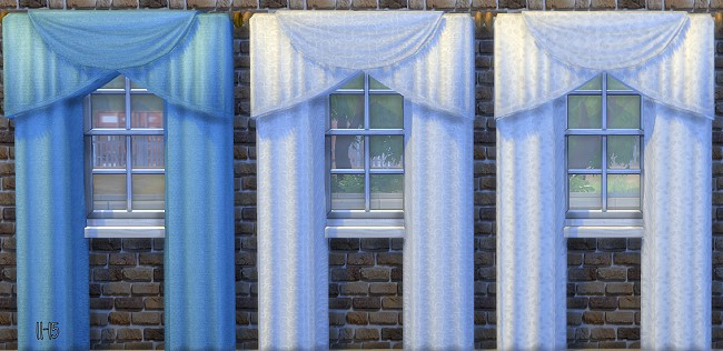 Curtains by Oldbox at All 4 Sims image 5514 Sims 4 Updates