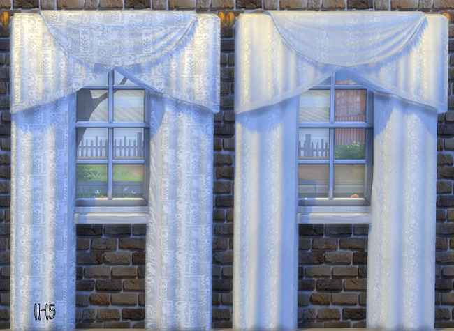 Curtains by Oldbox at All 4 Sims image 5613 Sims 4 Updates