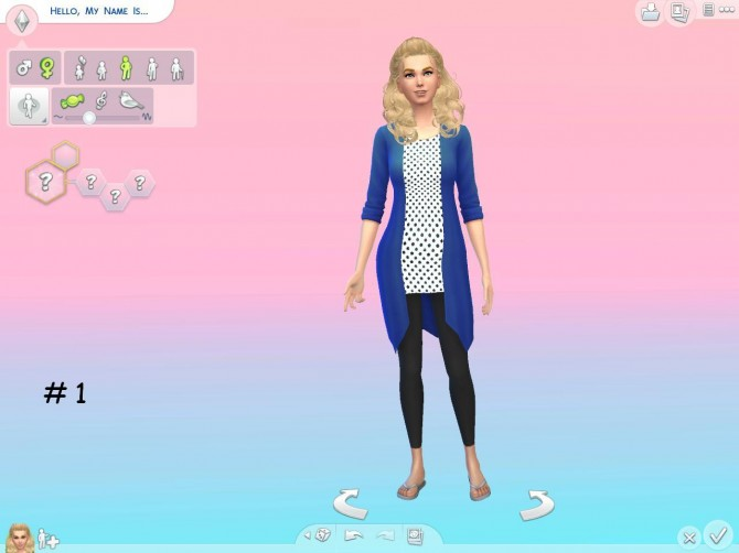 3 Gradient CAS Screens by christmas fear at Mod The Sims image 566 670x502 Sims 4 Updates