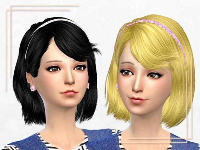ELA 46F & Newsea J086 Stranger Retexture at Sakura Phan image 5921 Sims 4 Updates