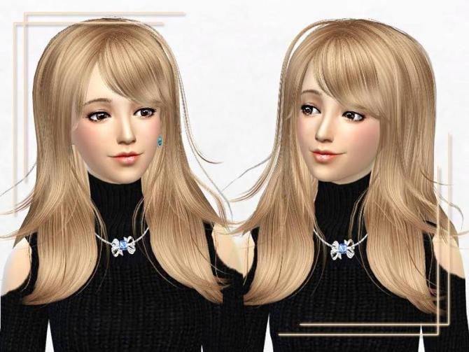 ELA 46F & Newsea J086 Stranger Retexture at Sakura Phan image 6125 Sims 4 Updates