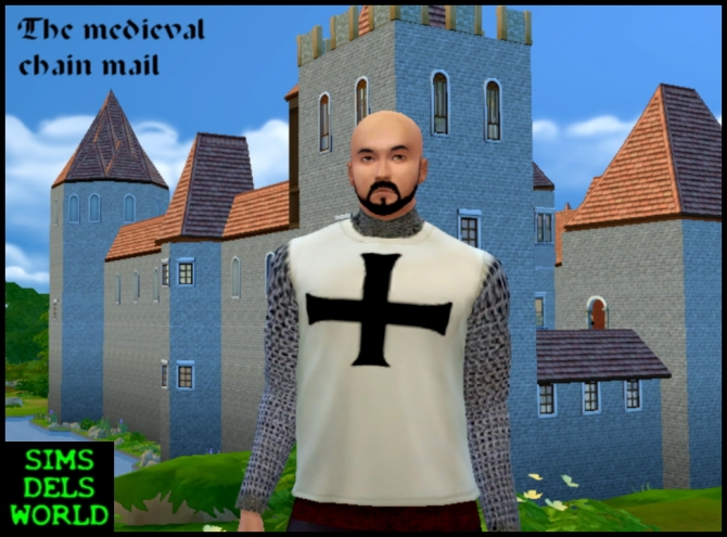 Medieval trousers and top at SimsDelsWorld image 6318 Sims 4 Updates
