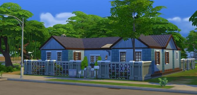 Hyacinth House at SOPHIA VIRTUAL ESTATE image 6717 Sims 4 Updates