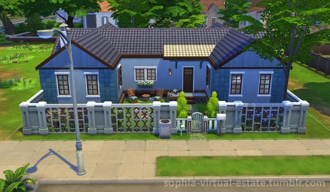 Hyacinth House at SOPHIA VIRTUAL ESTATE image 6818 Sims 4 Updates