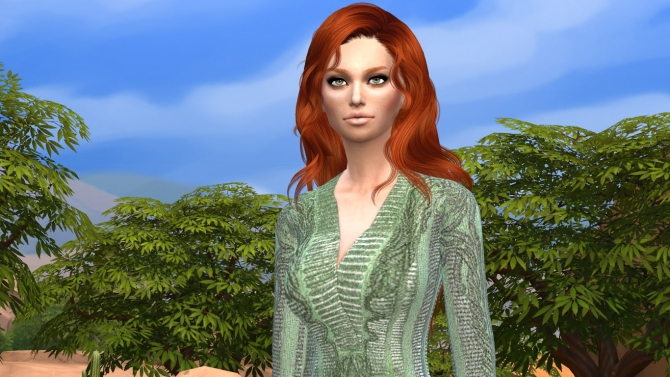 Sims 4 Suzanne by Elena at Sims World by Denver