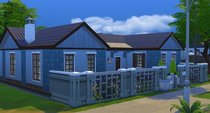 Hyacinth House at SOPHIA VIRTUAL ESTATE image 6916 Sims 4 Updates