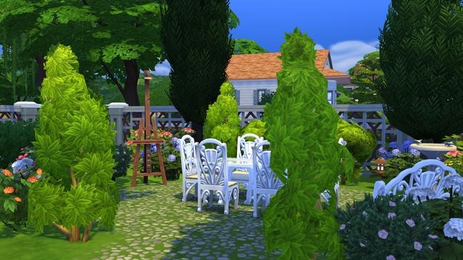 Hyacinth House at SOPHIA VIRTUAL ESTATE image 7018 Sims 4 Updates