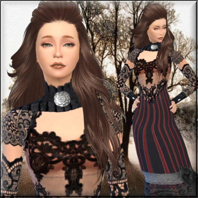 Lilith by Cedric13 at L'univers de Nicole image 730 Sims 4 Updates