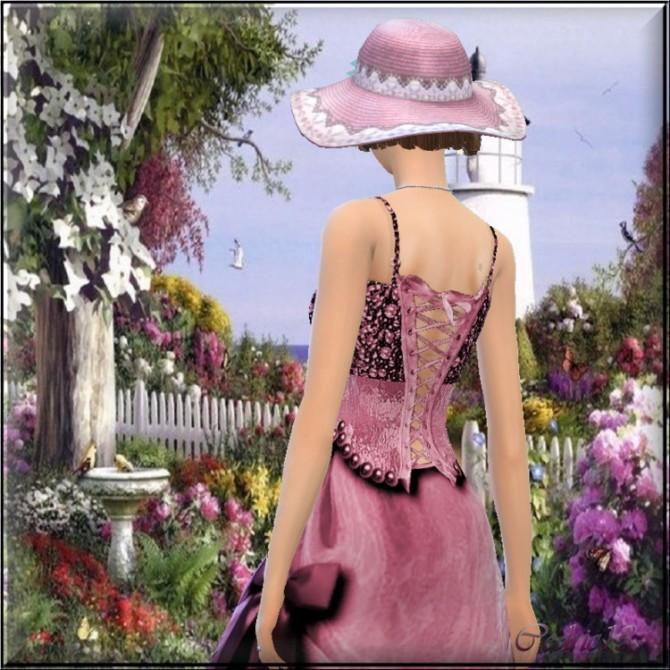 Sims 4 Zoé by Cedric13 at L'univers de Nicole