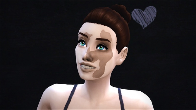 Sims 4 Skin set for TS4 at Let them eat burnt waffles