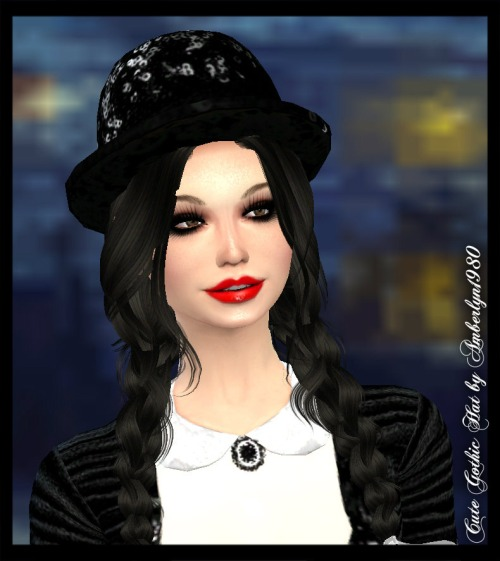 Sims 4 Gothic Set at Amberlyn Designs