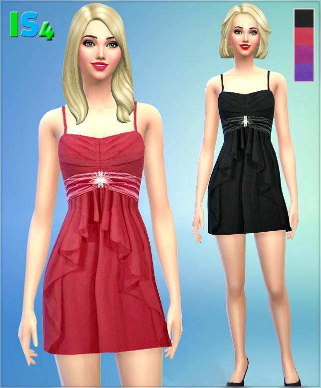 Sims 4 Dress 15 I at Irida Sims4