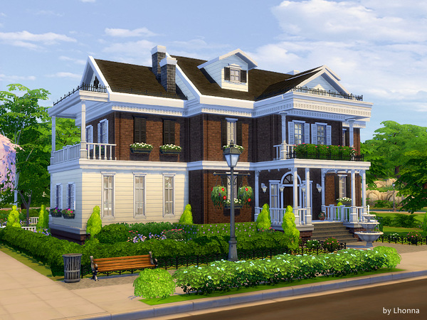 how to download houses for sims 4 from tsr