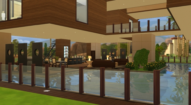 Simili Creek II house by MrDemeulemeester at Mod The Sims image 9314 Sims 4 Updates