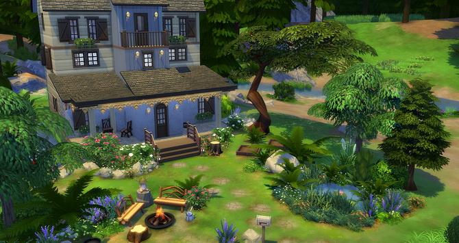 Ellébore house at Studio Sims Creation image 93 1 Sims 4 Updates