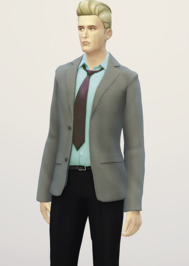 Business suit retouch V4 (mix & match) at Rusty Nail image 9412 Sims 4 Updates