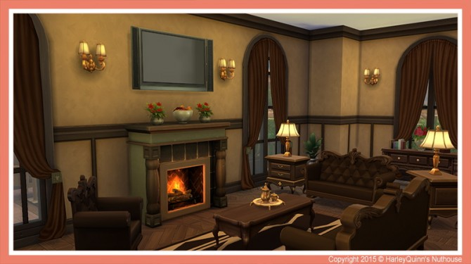The Hacienda house at Harley Quinn's Nuthouse image 944 670x375 Sims 4 Updates