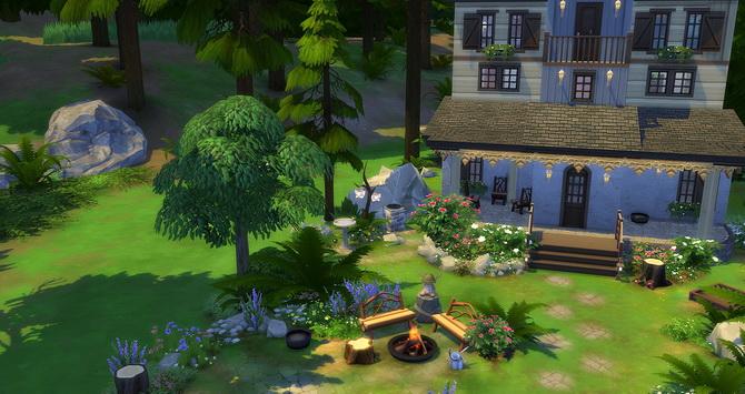 Ellébore house at Studio Sims Creation image 94 1 Sims 4 Updates