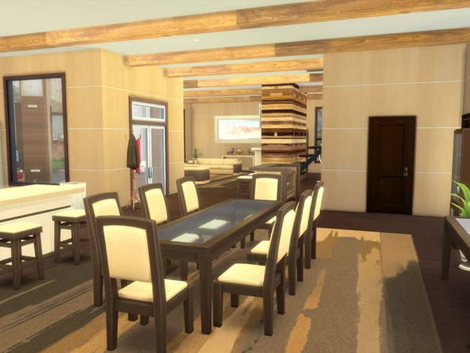 Simili Creek II house by MrDemeulemeester at Mod The Sims image 9514 Sims 4 Updates