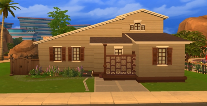 Sims 4 Renovation Project by JessiL at Mod The Sims