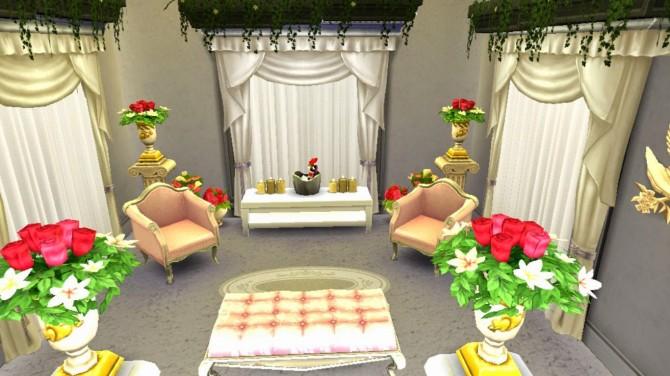 Sims 4 Wedding Night Bedroom at Sanjana sims