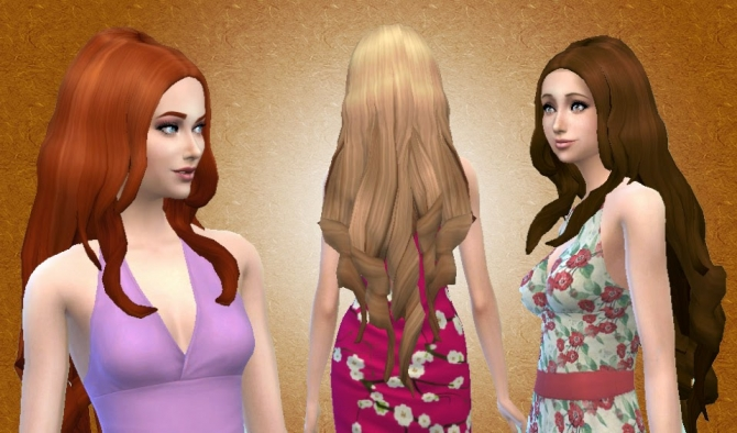 Sims 4 Floating Hair at My Stuff