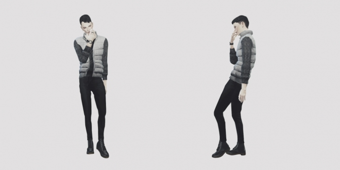Standing pose Pack 3 at Dali Sims image 10021 Sims 4 Updates